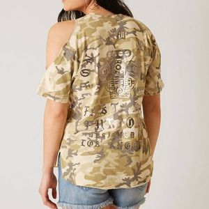 Affliction Fast & Furious Tee.  NWT!!